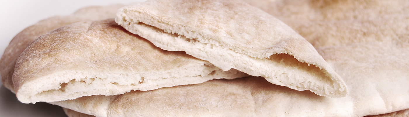 Our Pitta Bread